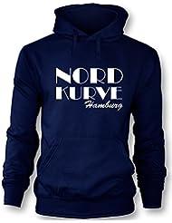 Nordkurve Hamburg - Herren Hoodie