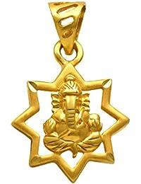 Joyalukkas Impress Collection 22k (916) Yellow Gold Pendant