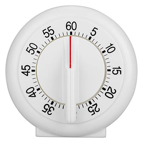 Jeffergarden 60 Minutos Forma Redonda Temporizador