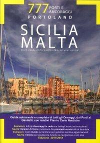 777 porti e ancoraggi. Sicilia. Malta (Sette Sette Sette)