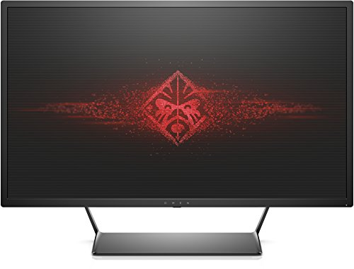 Foto HP OMEN 32 Monitor Gaming, QHD, 2560x1440, Retroilluminazione LED,...