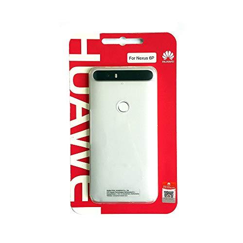 Original Huawei Transluzent Klar Hart Etui Hülle Tasche für Huawei Google Nexus 6P 2015