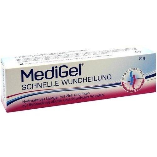 MediGel Schnelle Wundheilung, 50 g