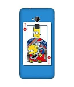 Junior Simpson HTC One Max Case