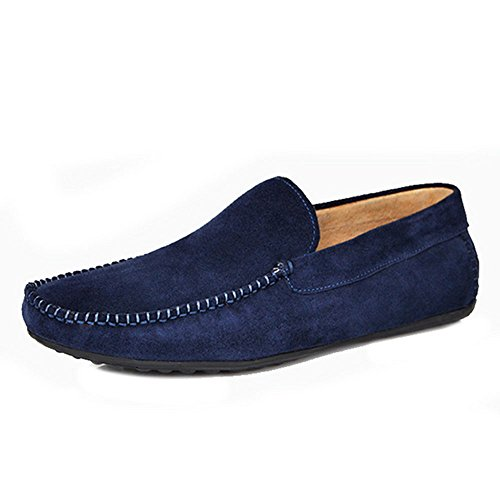 Fulinken , Chaussures à lacets homme Bleu Marine