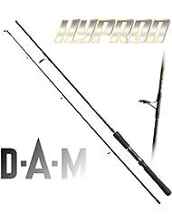 DAM Hypron SPIN - Spinnrute + gratis K-DON Gummifisch