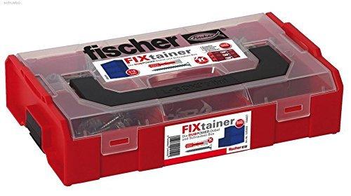 fischer-chevilles-210-pieces-35969