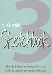 Curtain Sketchbook 3: A Collection of Classic and Contemporary Curtain Designs
