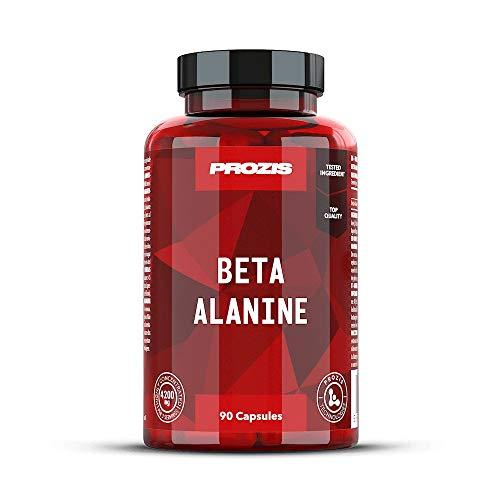 Prozis Beta-Alanin 90 Kapseln - Faktoren, 90 Kapseln