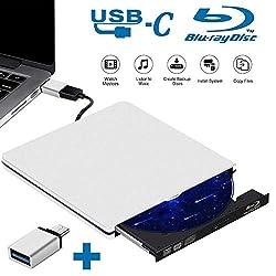 Caractéristiques: * Type de produit: Graveur de graveurs BD / DVD / CD * Interface USB: USB 3.0 * Type de lecteur optique: gravure Blu-ray * Spécification du disque: 12CM, 8CM * Lire et graver des DVD, des CD et des disques Blu-Ray (BD) selon une tra...