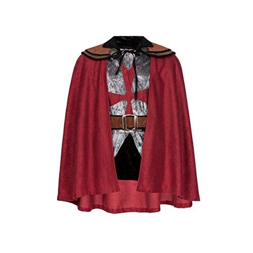 Kostümplanet® Ritter-Kostüm Jungen Kinder Kostüm Ritter Mittelalter Größe 140