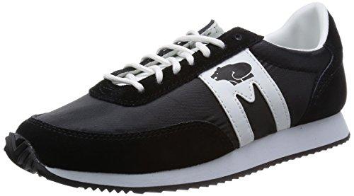 Karhu - Zapatillas Piel Hombre Negro Black White 40