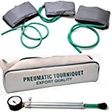 Pneumatic Manual Tourniquet Export Quality With Soft Carring Bag