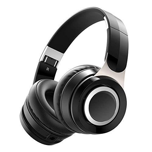 TaoTronics Bluetooth Kopfhörer In Ear Kopfhörer True Wireless Kopfhörer Bluetooth 5.0 Headset mit Ladehülle und Integriertem Mikrofon Mini Ohrhörer IPX7 mit Touch Steuerung und 40 Std. Spielzeit