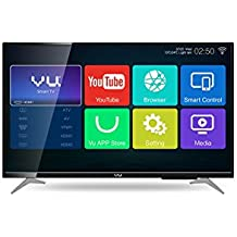 Vu 124 cm (50) Full HD Smart LED TV 50BS115 PopSmart With BUILT-IN WIFI