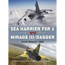 Sea Harrier FRS 1 vs Mirage III/Dagger: South Atlantic 1982 (Duel)