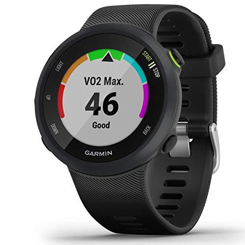 Garmin Forerunner 45 - GPS-Laufuhr im leichten Design, Trainingspläne, Fitness Tracker, Herzfrequenzmessung - 3