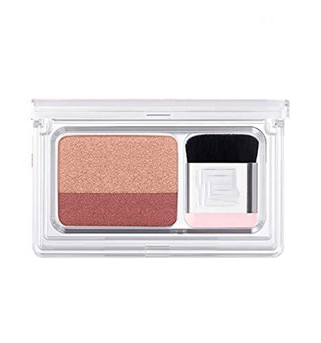 Beste Lidschatten Palette Augenpalette Eyeshadow Make Up Kosmetik Warme Natürliche Farben in Matt Schimmer Vibely Makeup Lidschatten Lidschatten-Palette Kosmetik Set Lidschatten 2 Farben(E)