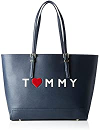 Tommy Hilfiger Honey Ew Tote Love Tommy - Bolsos totes Mujer