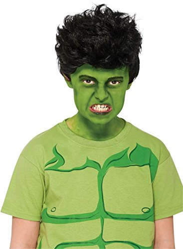 alloween Kostüme Cosplay Wig Perücke Haar für Maskerade Make-up Partyar (Hulk Haar)