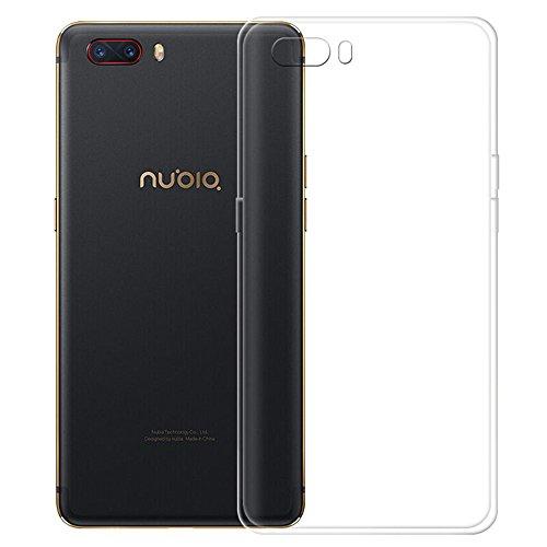 AioiA Hülle für ZTE Nubia N2 TPU Schutzhülle Case Silikon für ZTE Nubia N2
