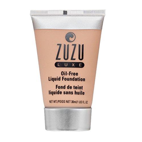 Zuzu Luxe - Oil-Free Liquid Foundation L-14 Light/Medium Skin 18 SPF - 1 oz. by ZuZu Luxe by Gabriel Cosmetics