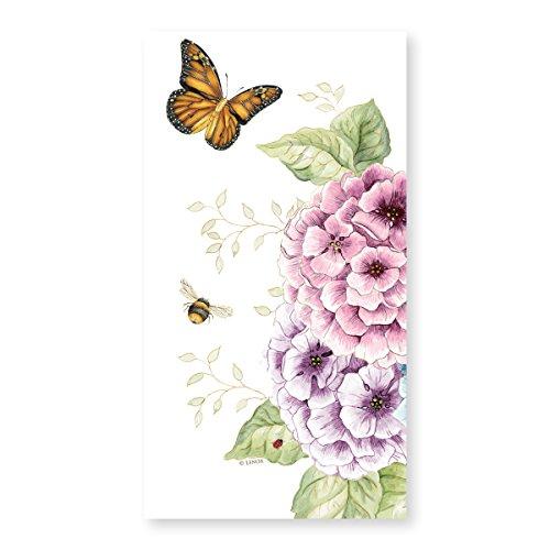 C.R. Gibson 20Zählen Winter Berry Schneemann Lunch-Servietten Dinner-Serviette Butterfly Meadow Butterfly Meadow Serviette