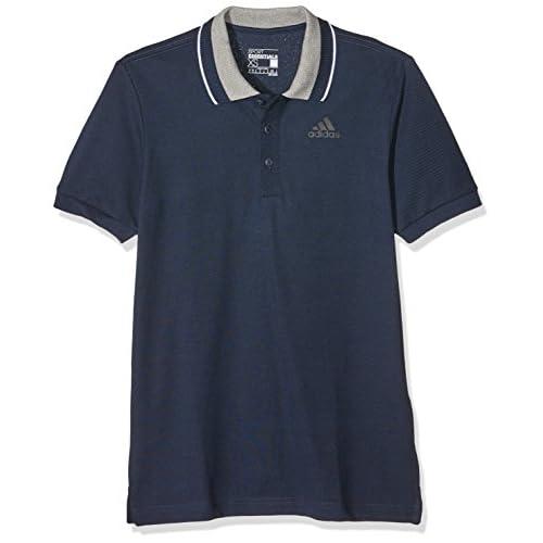41IKkWph4vL. SS500  - Adidas Men's Essentials Polo T-Shirt
