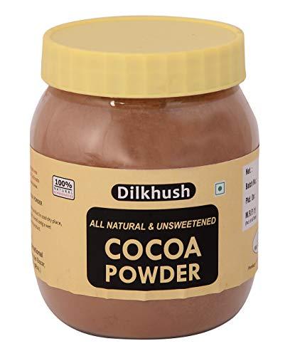 4. DILKHUSH Natural Cocoa Powder