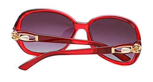Chqin Brillen HD Objektiv Rahmen Brille Herren Anti-Strahlung Brillen Moda Reise Sonnenbrille Herren Sonnenbrillen