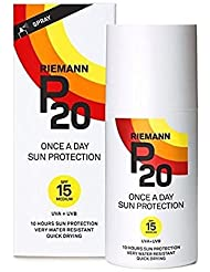 Riemann P20 Once a Day 10 Hours Protection SPF15 Sunscreen 200ml