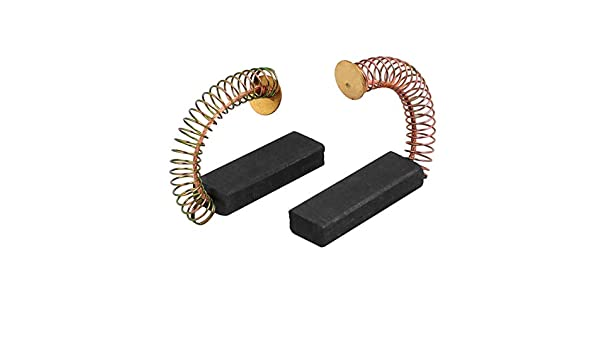 Aexit 2 Pcs Replacement Carbon Brushes 32 x 11 x 6mm for Generic Electric Motor 9fbbcf7beb8c101786cad37aee9ed89a