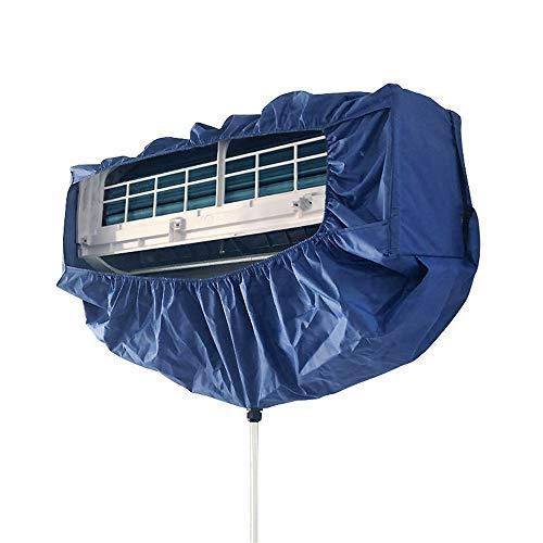 FAMLYJK Couvercle de Nettoyage pour climatiseur - Sac de Protection pour Nettoyage de Couvercle étanche à la poussière pour climatiseur Domestique, conduites d'eau de 3 m (2P-3P)