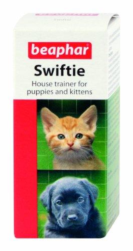 Beaphar Swiftie Puppy Trainer, 20ml (Welpen Training Spray)