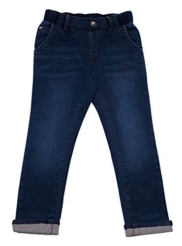 Sigikid Mädchen Jeans, Mini Jeans, per Pack Blau (Indigo 212), 98 (Herstellergröße: 98)