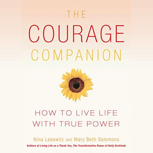 The Courage Companion  Audiolibri