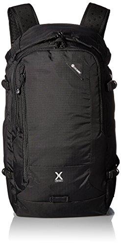 Pacsafe Hüfttasche Venturesafe X22Diebstahlschutz Adventure Rucksack, Hawaiian Blue (blau) - 60410 schwarz