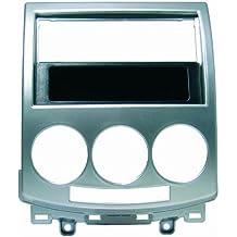 Phonocar 3/373 Soporte autoradio ISO doble DIN / verter Mazda 5 Gris