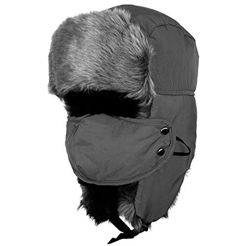 qhgstore-mens-thick-warm-fuax-fur-ski-snow-snowboard-winter-hat-cap-neck-ear-face-warmer-negro