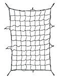 Thule 595-1 - Rete Fermabagagli Elastica con 10 Ganci, 130 X 90 cm