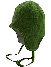 PICKAPOOH Mütze Jack für Kinder und Erwachsene aus Wollwalk kbT oder Wollfleece kbT