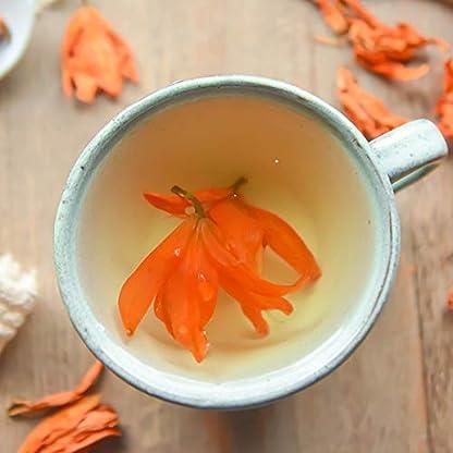 Chinesischer-Krutertee-Lilie-Blumentee-neuer-duftender-Tee-Gesundheitswesen-blht-Tee-erstklassiges-gesundes-grnes-Lebensmittel
