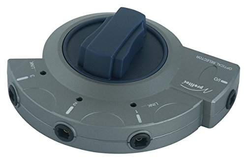 Preisvergleich Produktbild profitec JS 8873 Digital Optischer Umschalter Toslink 1 x Eingang / 3 x Ausgang