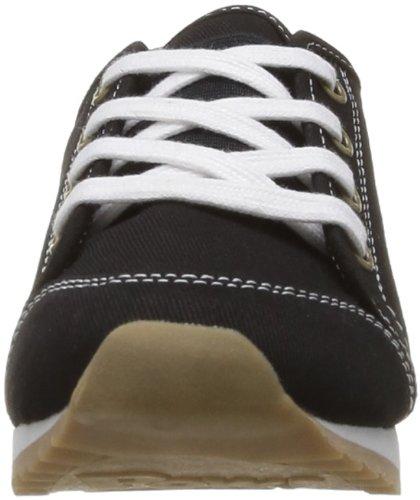 Rockbench Publishing Corp - Sneaker Andrea, Donna Nero (noir (gelato Noir))