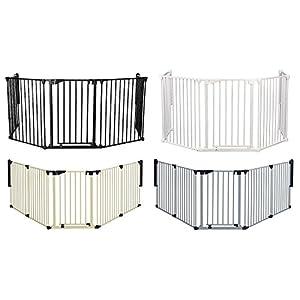 MARC – Chimenea Seguridad |190cm – 370cm | Bebé Niños Guardia Puerta | S5