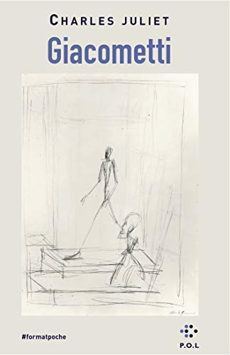 Giacometti par  Charles Juliet