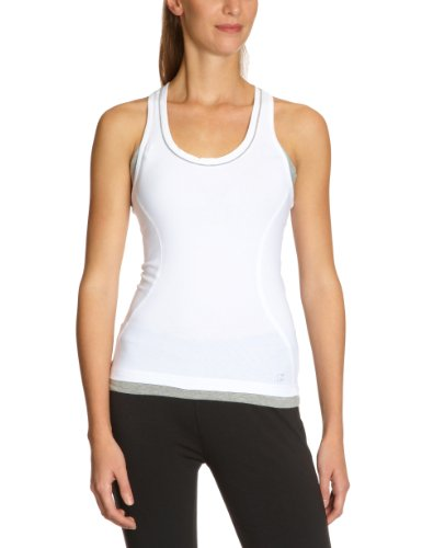 Champion T-shirt sans manches Blanc