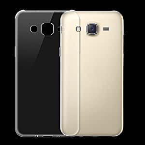 KTC PLUS TPU Soft Silicon Transparent Back Cover For Samsung Galaxy A5 Model 2015 Year
