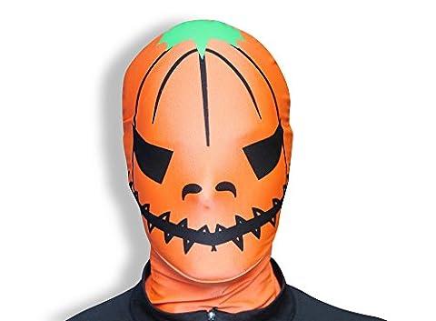 Morphsuits MMPPU - Morphmaske Kürbis (Jungs Halloween Kostüme Uk)