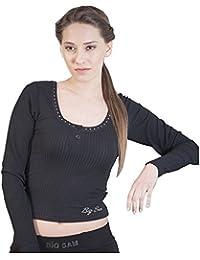 Lady Sudadera Suéter Deportes Culturismo *4562*